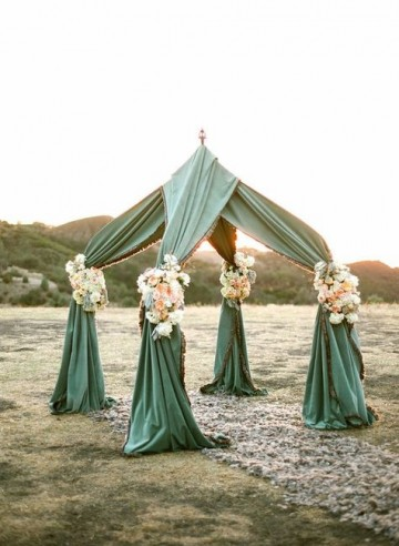 Color Schemes: Fairy Tale Wedding